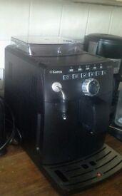 Bean to Cup Full Automatic Espresso Machine Saeco Intuita