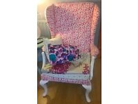 Pair of Beautiful Parker Knoll Armchairs