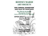 Romney Marsh Art Society Exhibition