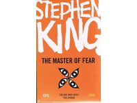 Stephen King: Master of Fear: 3 book box set Cell, The girl Who Loved Tom Gordon and Cujo rrp £23.95