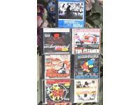 7 Hip Hop CD's