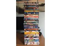 37 DVDs for sale