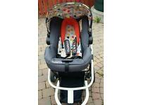 Cosatto Giggle 3 in 1 travel system