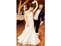 Lace Wedding Dress for sell