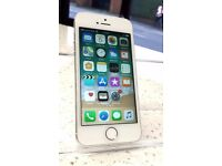 Apple iPhone 5S - 64GB - Silver (Unlocked) Smartphone