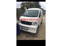 DAIHATSU EXTOL 1.3 PETROL 2006 BREAKING FOR SPARES AND REPAIRS