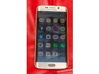 Samsung Galaxy S6 Edge SM-G925F - 64GB - Gold Platinum (Unlocked) Smartphone