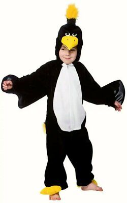 Childs Blackbird Black Bird fancy dress costume World - Black Bird Kostüme