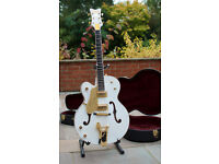 Gretsch White Falcon left-handed G6136T-LH