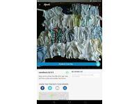 baby sleepsuits nnewborn /0-3 months