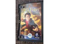 Harry potter chamber of secrets for nintendo gamecube