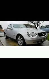 Mercedes-Benz SLK250 2.3L FULL MERC HISTORY