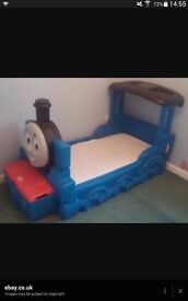 Huge thomas the tank engine toddler bed