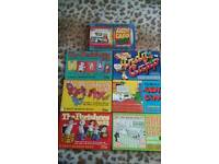 Vintage Andy Capp & Perishers books 1970-1984