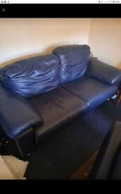 Sofa and Chair £50