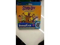 InnoTab Vtech game scooby doo mystery madness