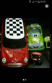 2set of remote control car good working condition