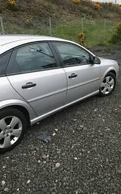 Vauxhall vectra 19 cdti