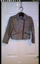River island girls jacket age 6