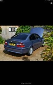 BMW 318i se NEW MOT