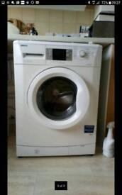 7kg beko digital washing machine free delivery and installation