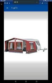 Dorema full awning size 13