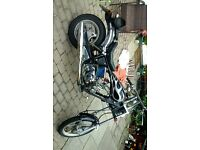 50cc kinroad chopper swap for ped