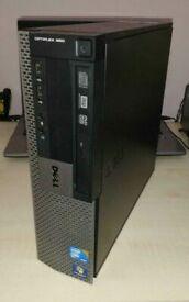 CHEAP Dell OptiPlex Core i5 Desktop Computer PC 4GB RAM 250GB HDD Windows 10 Pro WIFI Enabled