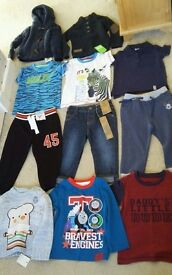 Boys clothing bundle, all brand new