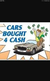Cash for your scarp cars same day collection