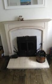 D.I.Y fire surround
