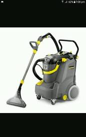 Karcher puzzi 30/4 industrial carpet cleaner