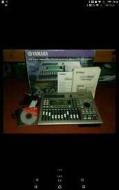 Yamaha aw16g professional recording studio workstation