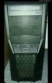 Gaming pc computer.