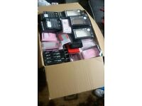 joblot of mobile phone case all new well over 700 case for all type phone cases