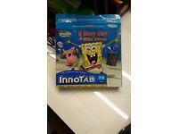 InnoTab Vtech game spongebob squarepants