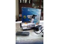 Sony Handycam CCD-TR728E - Brand New.