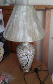 New lounge lamp
