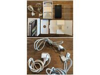 Used Black Apple iPhone 4S & all accessories