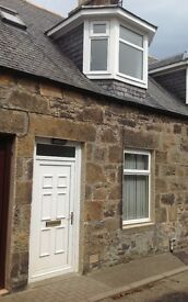 Buckie - compact 2 bedroom house in walk-in condition