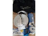 Maxview Omnisat Portable Satellite kit & Receiver