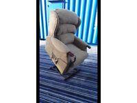 HSL. DUAL MOTOR riser recliner lift and tilt ,Excellent Condition ,Can Deliver