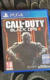 Black ops 3 ps4 swap or sell