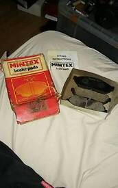 Mintex brake pads