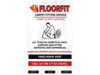Carpet &Vinyl fitter