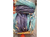 Cat 6 patch cables