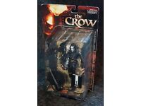 THE CROW - Rare - action figure