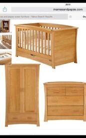 Mama's & Papa's Nursery Furniture
