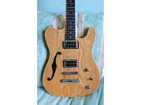 THINLINE TELECASTER~P90s~LOCKING TUNERS