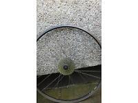 Mavic rear 9 gear cassette disc brake wheel quick sale